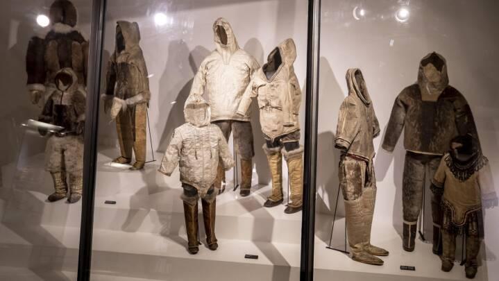 Nationalmuseet siger farvel til 'eskimo' i arktisk udstilling