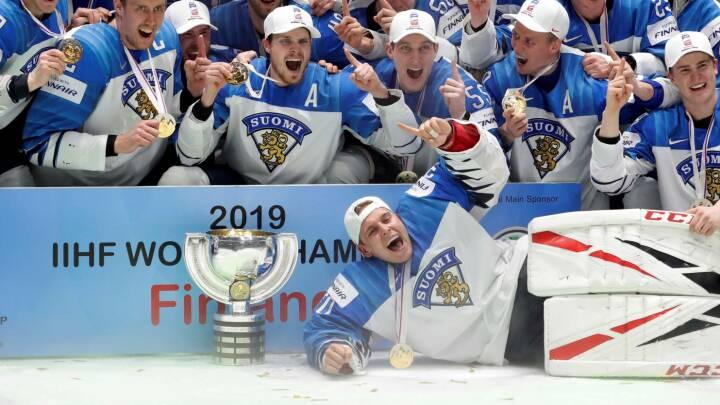 Letland vil ikke dele værtsskabet for ishockey-VM med Hviderusland
