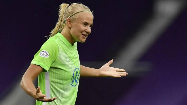 Pernille Harder er ved at smadre legendarisk, dansk rekord