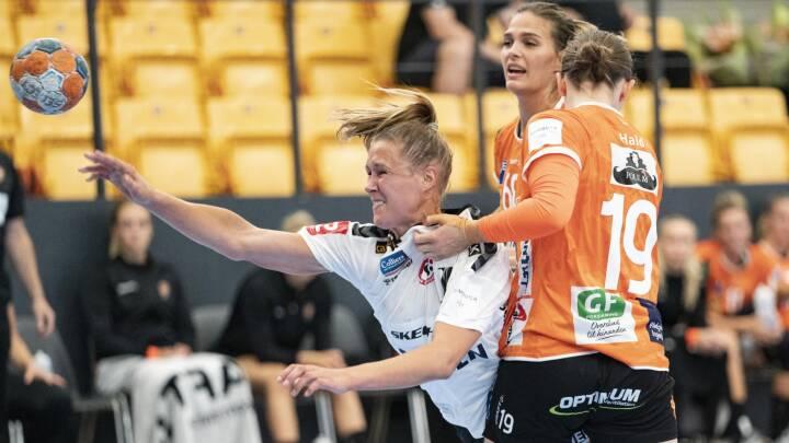 Endelig håndbold igen: Team Esbjerg åbner sæsonen med eftertrykkelig sejr