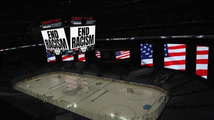 NHL følger trop og udskyder kampe: 'Vi må anerkende dette øjeblik'