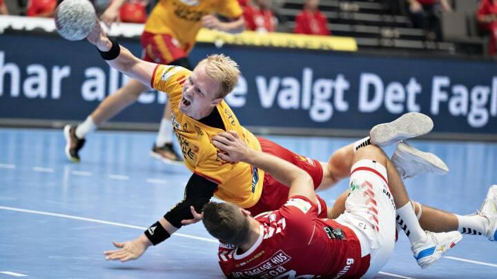 For første gang siden marts: Herrehåndbolden kastet i gang med sejre til TTH og Aalborg