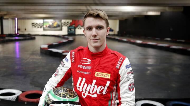 De danske motorsportstalenter brillierer: Formel 2-sejr og samlet Formel 3-fjerdeplads