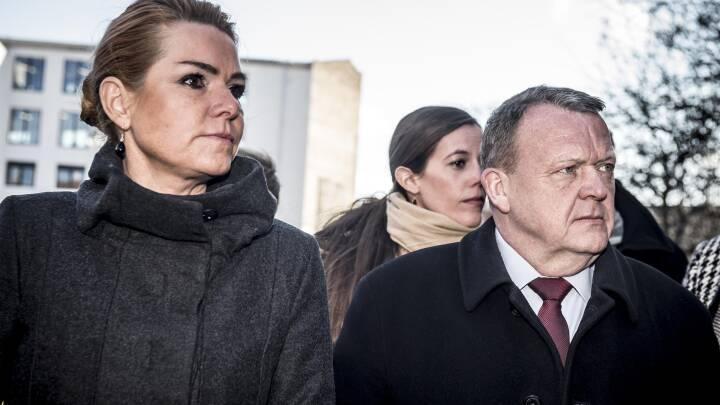 Nu skal Løkke fortælle, hvad han vidste om Inger Støjbergs sag om adskilte asylpar