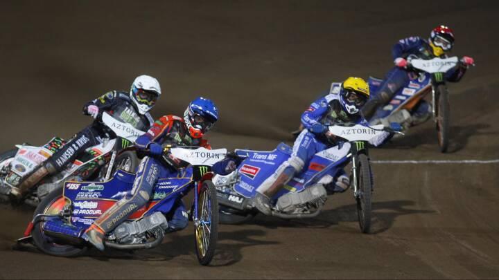 Skidt dag for danskerne ved Speedway-VM: Ingen finalepladser
