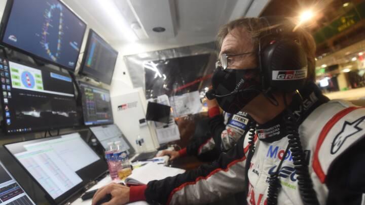 Danskerbil udgår af 24-timers-løbet Le Mans