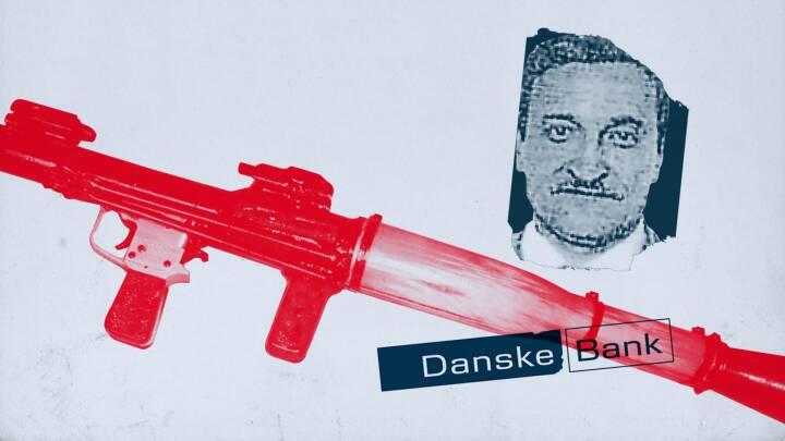 """Danske Bank stemplede selskab som """"suspekt"""": Fik alligevel lov at sende 180 millioner gennem banken"""