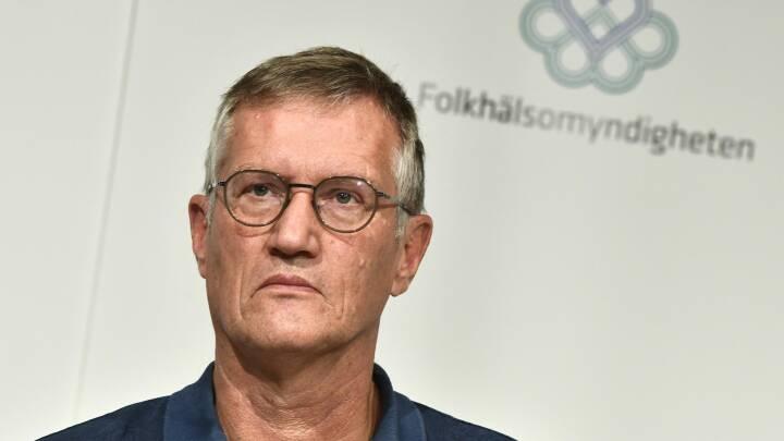 Corona Ekspert Vi Skal Ikke Vaere Misundelige Pa Sverige Indland Dr