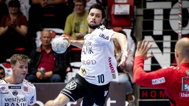 Tætte og dramatiske semifinaler: TTH Holstebro og GOG kæmper sig i pokalfinalen