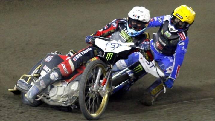 Leon Madsen misser finalen i VM-grandprix i Polen