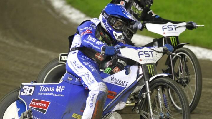 Polske Zmarzlik genvinder VM, mens Leon Madsen sikrer billet til næste års VM-serie
