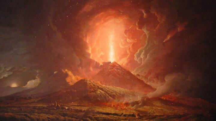 Intakte hjerneceller fundet i 2000 år gammelt skelet: Blev dræbt i kæmpe vulkanudbrud i romertiden