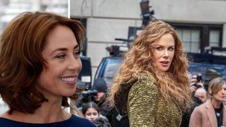 Sofie Gråbøl spiller over for verdensstjerne i stor Hollywood-serie: 'Jeg blev helt blæst bagover'