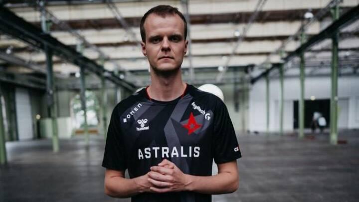 Dansk Astralis-stjerne er tilbage efter stress: 'Jeg kender mine faresignaler'