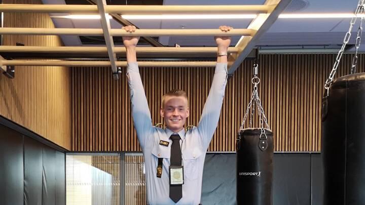 Daniel flytter fra Brøndby til Vejle for at blive betjent: Her er landets nye politiskole
