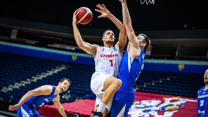 Dansk basketprofil efter to sensationer: 'Ikke nyt for mig at være afgørende'