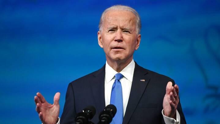 'I kampen for USA's sjæl har demokratiet sejret' - valgmændene giver Joe Biden sejren