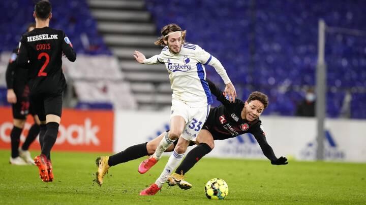 Ulvehyl over København: Mestrene slår FCK i straffegyser