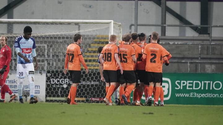 Superligasøndag: Randers fortsætter flot stime, mens Brøndby stiger til tops