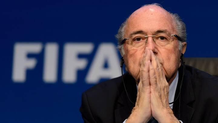Så er den gal igen, Sepp Blatter: Tidligere Fifa-præsident anmeldes for milliard-museum