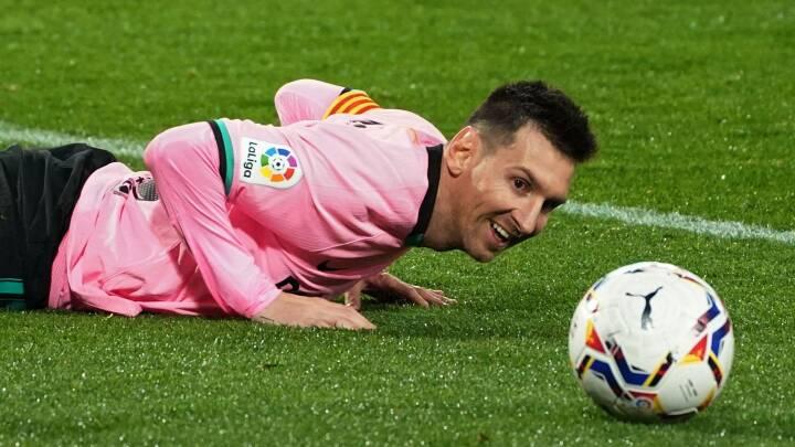 Messi afviste rejsebøger til Paris og Manchester i stort interview: Åben for eventyr i USA