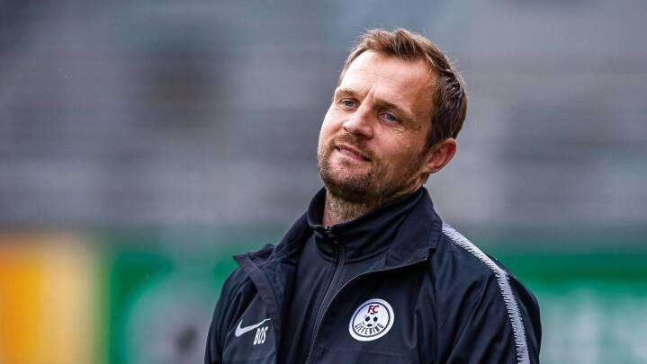 Landstræneren jubler over Svenssons nye Bundesliga-job: 'Jeg kunne mærke, at der var en træner gemt i ham'