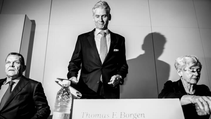 Hvidvask-sigtelser falder på stribe: Seks tidligere chefer i Danske Bank kan ånde lettet op