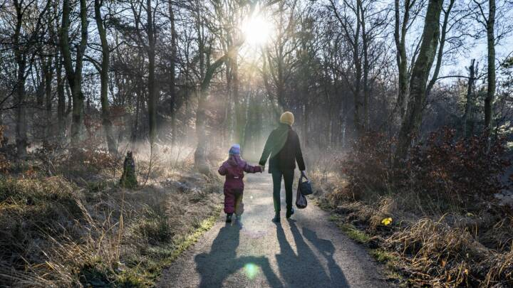 Tredobling i gå- og vandreture: Selv med en lille indsats kan du få en stor gevinst
