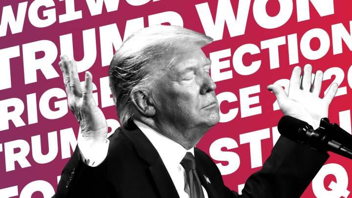 Her lever historierne om Trumps valgsejr: Kom med ind i USA's ultrakonservative nyhedsboble