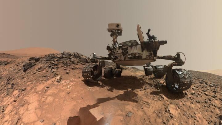 Mars-robot fejrer 3000 dages jubilæum: Se de vilde billeder, den har taget gennem årene