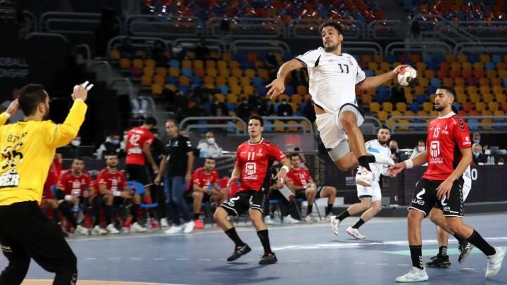 SE BILLEDERNE Et anderledes VM i håndbold er begyndt i Egypten