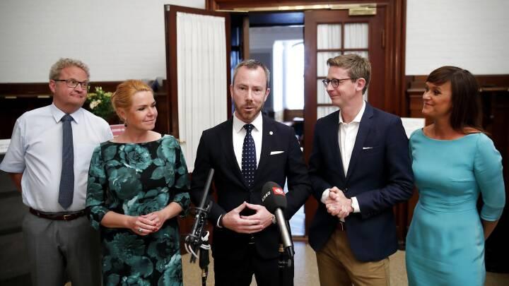 Rigsretssag mod Støjberg splitter Venstre: 'Deter mennesker, der har været kollegaer i 20 år'