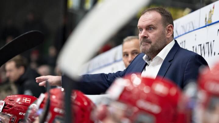 Ishockeylandstræner er glad for beslutningen om at flytte VM