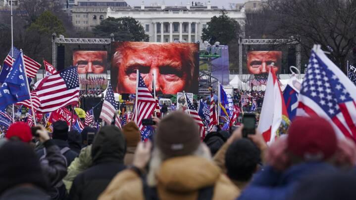 ANALYSE Farvel til Trump - ikke til vreden og hadet