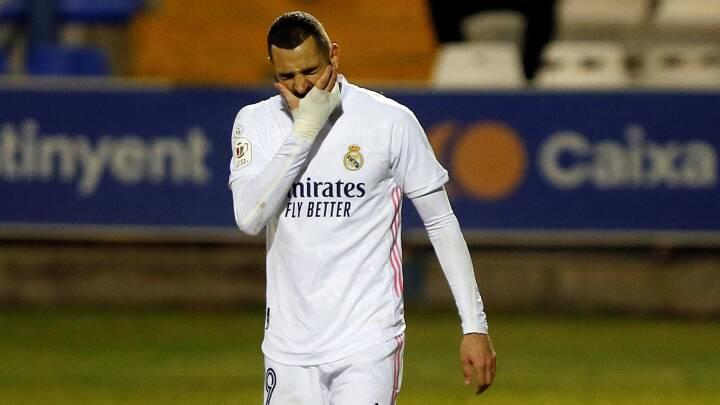Real Madrid savet over i spansk presse efter pokalfiasko: 'Zidanes blomst er visnet for evigt'