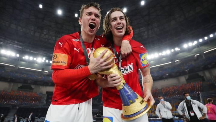 Hemmeligheden bag Danmarks VM-triumf? Den fandtes på femte sal på et hotel i Kairo
