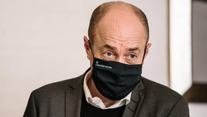 Magnus Heunicke håber på genåbning 1. marts, men mangler stadig beregninger