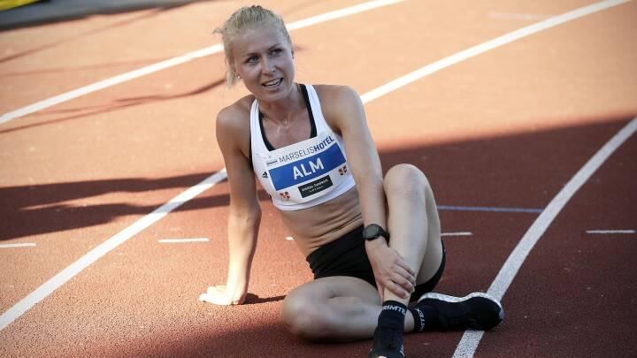 Maja Alm dropper atletik: 'Det er ikke specielt sjovt at løbe på en bane'
