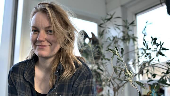 Kig i kulissen: Charlotte sætter rammen om 'Ramasjang Mysteriet'
