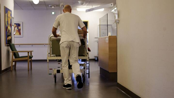Har du oplevet travlhed under en hospitalsindlæggelse?