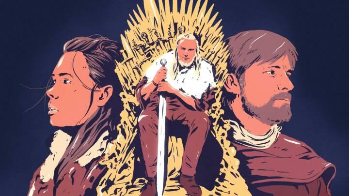 For 10 år siden så en af verdens mest populære serier lyset: I dag kan Frederik stadig bruge 20 timer om ugen på 'Game of Thrones'