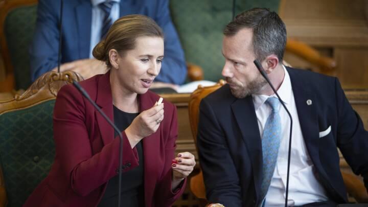 Kun hver tiende dansker er enig med Frederiksen og Ellemann i, at omskæring af drenge fortsat skal være tilladt