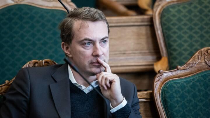 Folketinget gør klar til at ophæve Messerschmidts parlamentariske immunitet