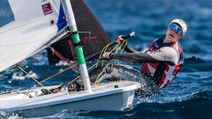 Suveræne Rindom sendte et signal til OL-konkurrenterne: 'Det føles vildt at være så dominerende'