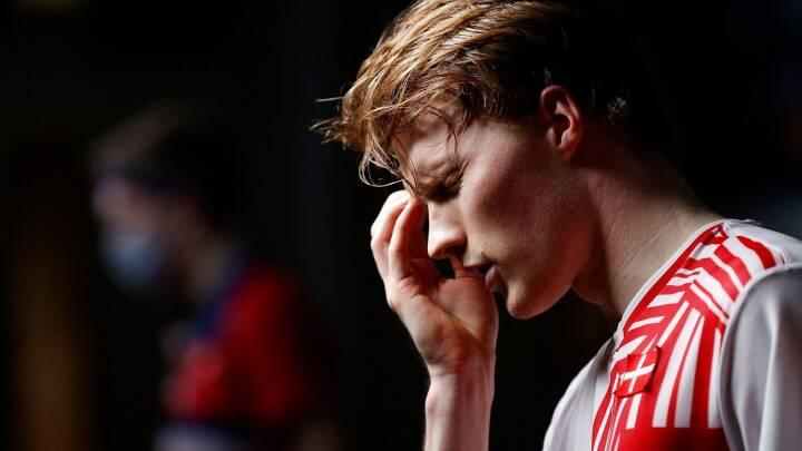 Aflyst finale gav Antonsens EM-guld en 'træls' bismag: 'Vi har ikke har set det bedste fra ham endnu'