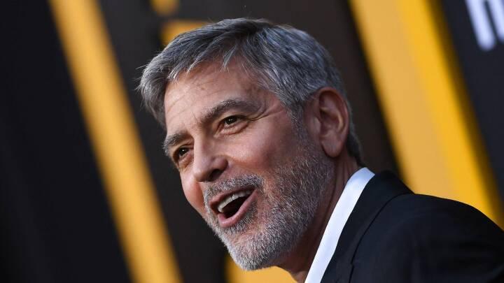 Udnævnt til verdens mest sexede mand - to gange: Her er fem ting du (måske) ikke vidste om George Clooney