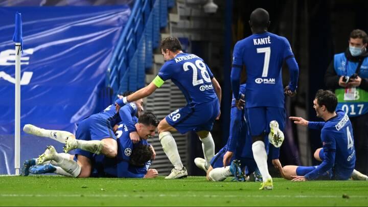 MINUT FOR MINUT Chelsea klar til Champions League-finalen