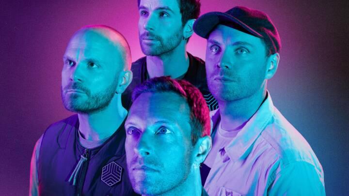 Første lytter er en astronaut: Coldplay afspiller ny sang for første gang - i rummet