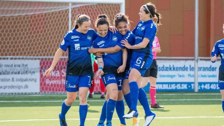 Fra amatørklub til verdenseliten på halvandet år: Oprykkerne fra HB Køge skal spille Champions League
