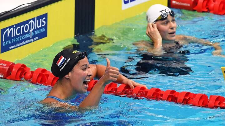 Pernille Blume vinder delt EM-sølv i Ungarn